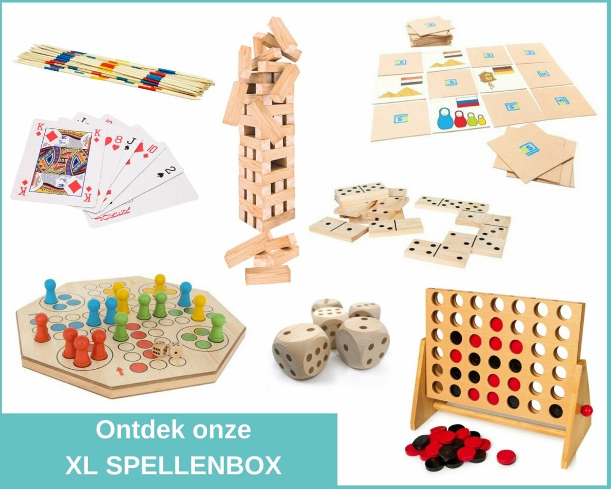 XL spellenbox a